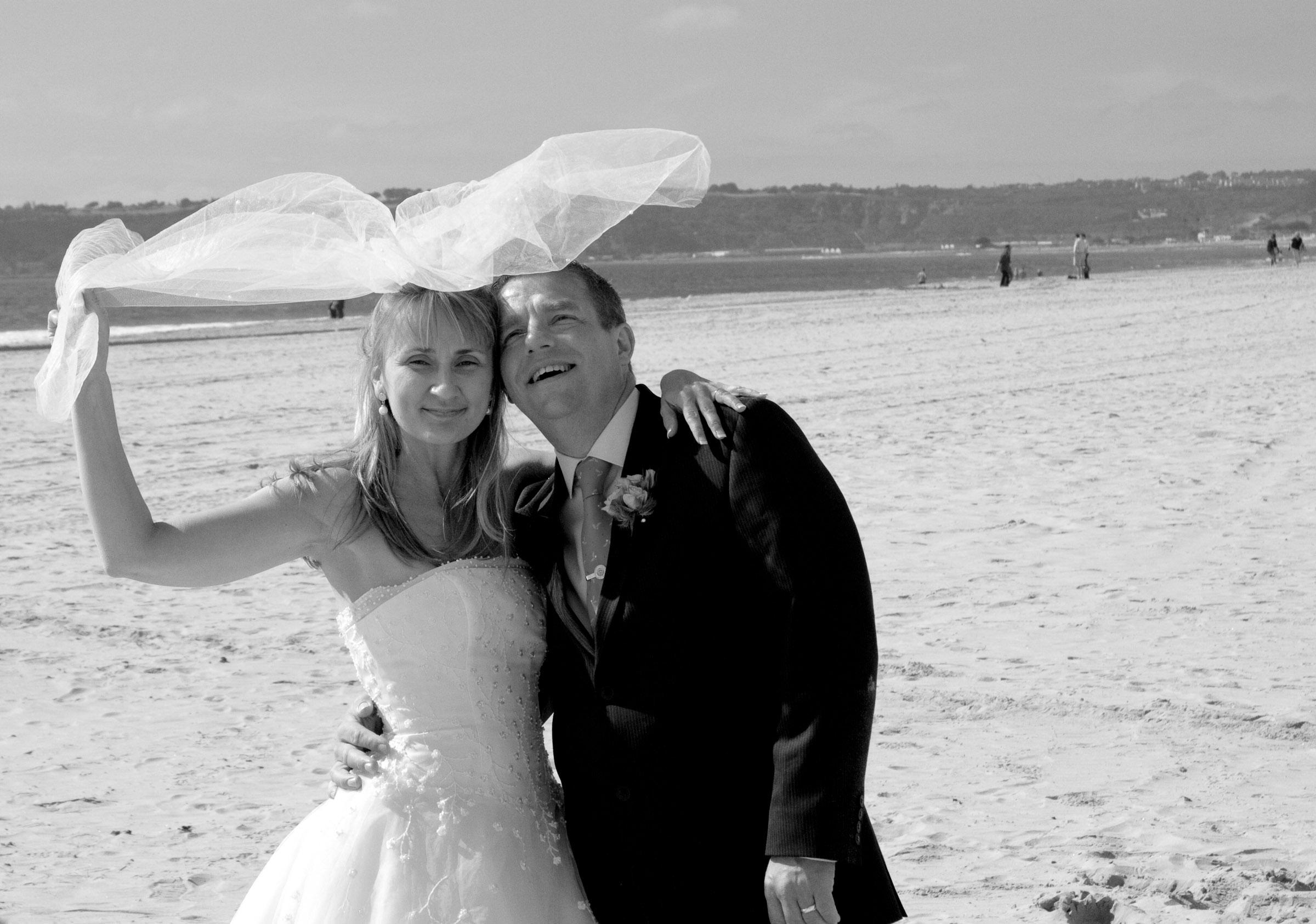 Coronado Beach elope