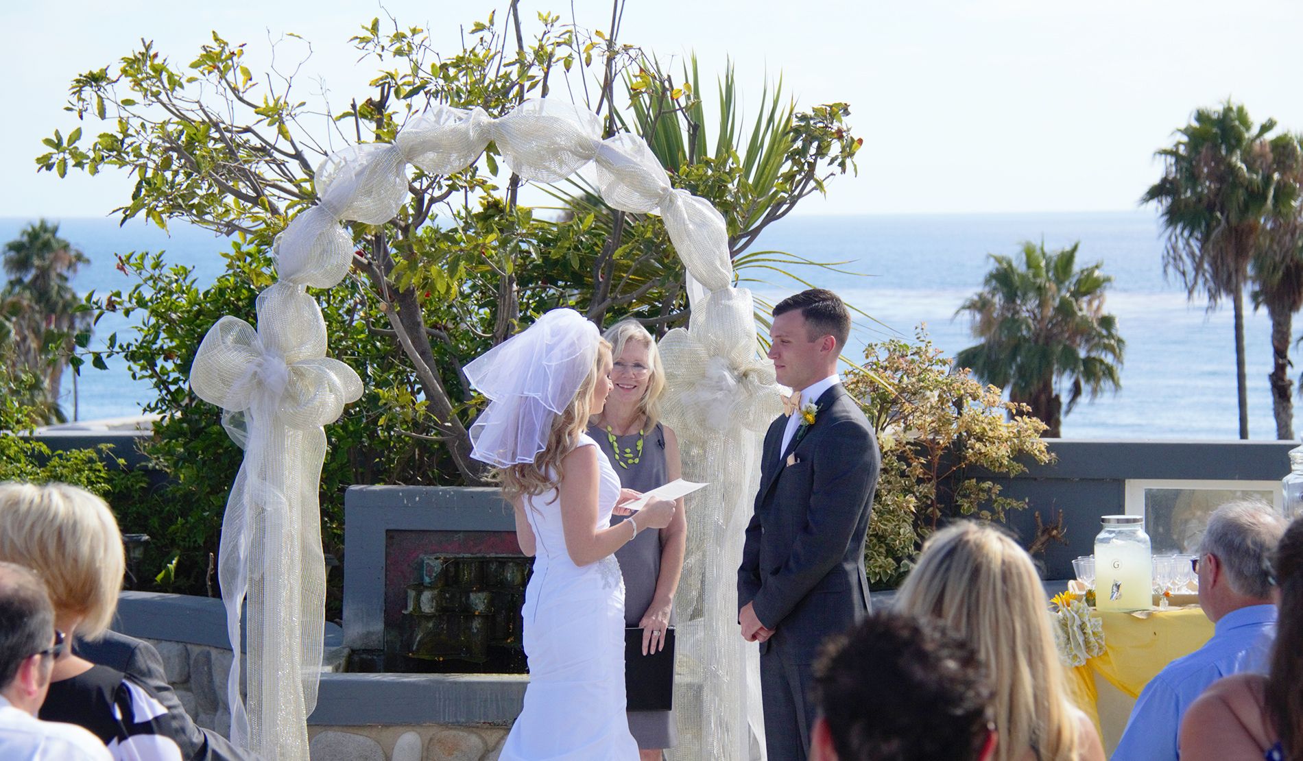 Eloping in San Diego